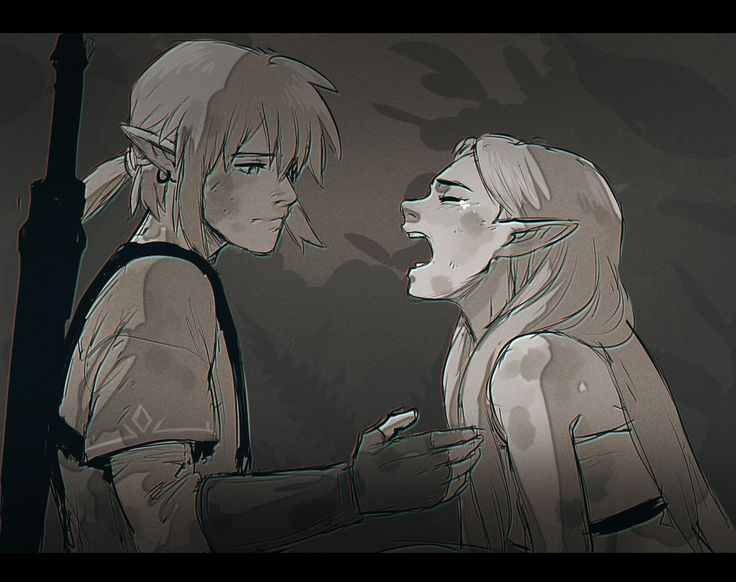 """""""You must save her… My daughter """" ( as if Skyward Sword didn't use those words )"""