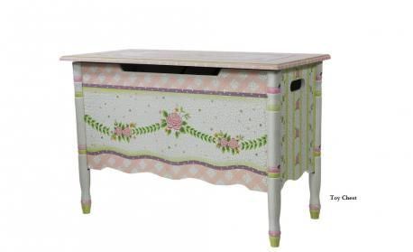 Crackle Toy Box Chest By Fantasy Fields - Buy Kids Furniture online and online baby furniture