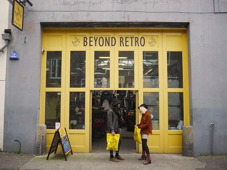 Vintage Beyond Retro Brighton Store | Beyond Retro