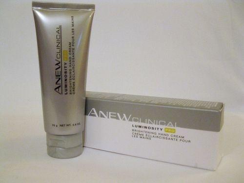 Avon ANEW CLINICAL Luminosity PRO Brightening Hand Cream