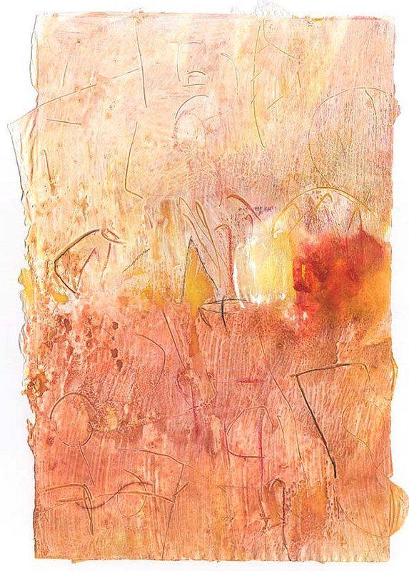 Yoshiyuki Kubo 2016 Works on Japanese paper