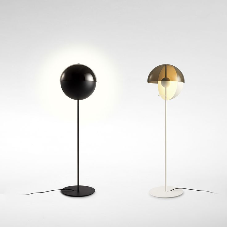 Theia floor light designed by mathias hann for marset was nominated for a coveted interior design