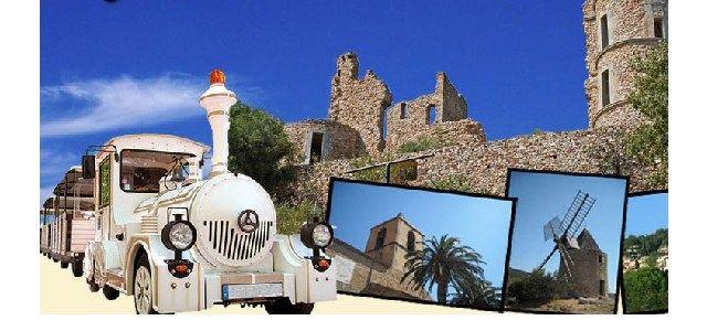 Le Petit Train touristique de Grimaud - http://www.activexplore.com/activity/le-petit-train-touristique-de-grimaud/
