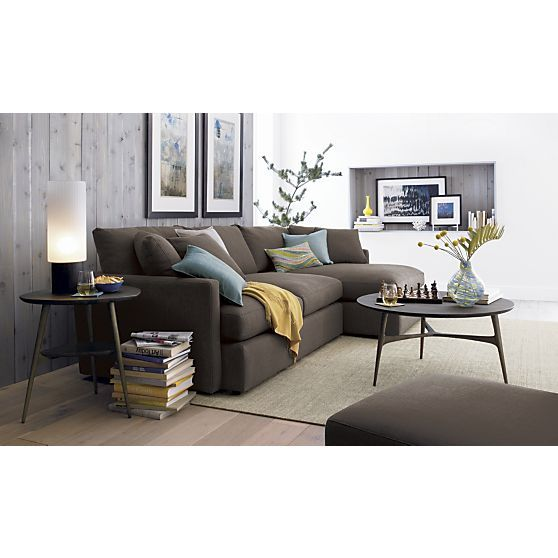 Highly Sprung make sofas and lounger combi sofas just like this one..come and sit on one in our Tottenham Court Road showroom..