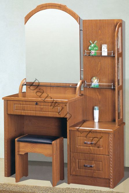 Tocador de madera buscar con google centros de mesa - Mueble tocador moderno ...