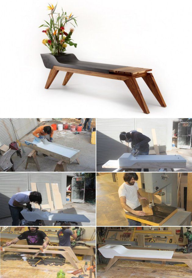 Perfect Furniture. Planter BenchPlantersMemorial ... Great Pictures