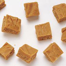 Vanilla Fudge (Microwave method)