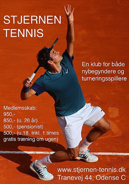 Play outdoor tennis this summer