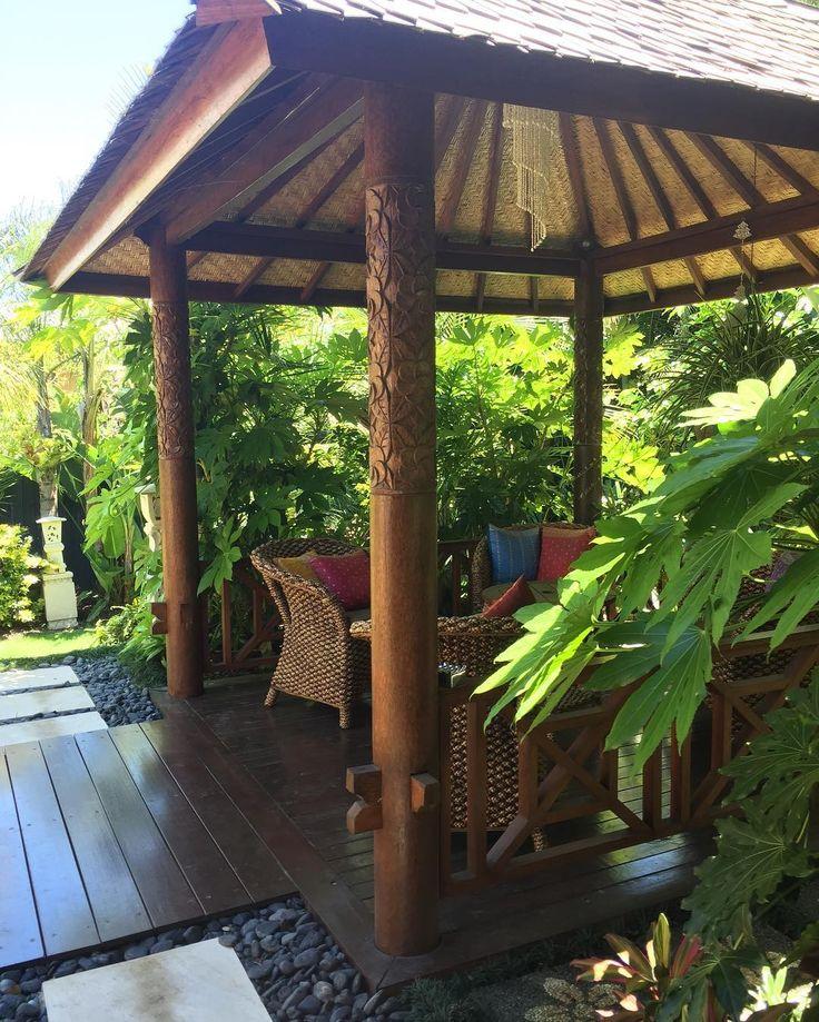 Tropical Backyard Ideas Australia: 17 Best Ideas About Tropical Backyard Landscaping On
