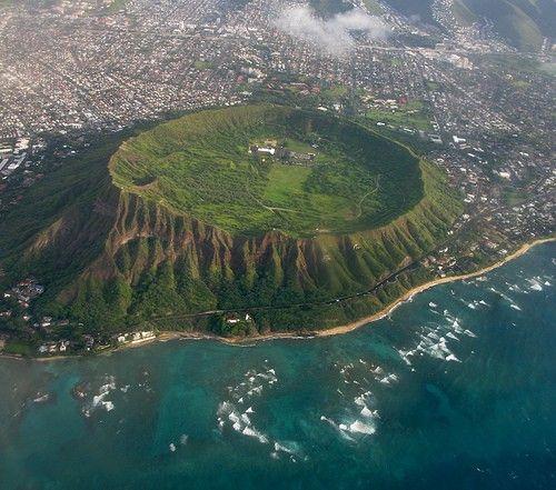 Diamondhead Crater, Oahu, Hawaii heather_carman