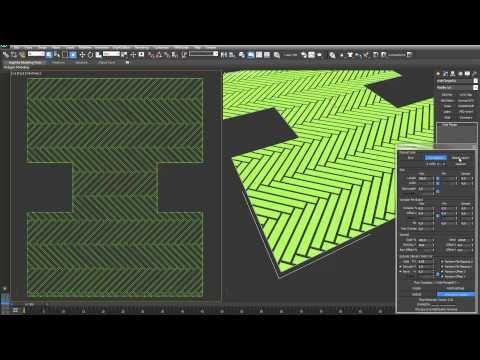 Floorgenerator update maxscript -wip-