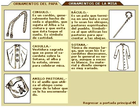 Terra - Significado de la vestimenta del Papa - Cónclave - El Nuevo Papa