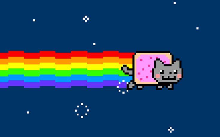 ニャンキャット☆ <3 Nyan Cat ☆ <3