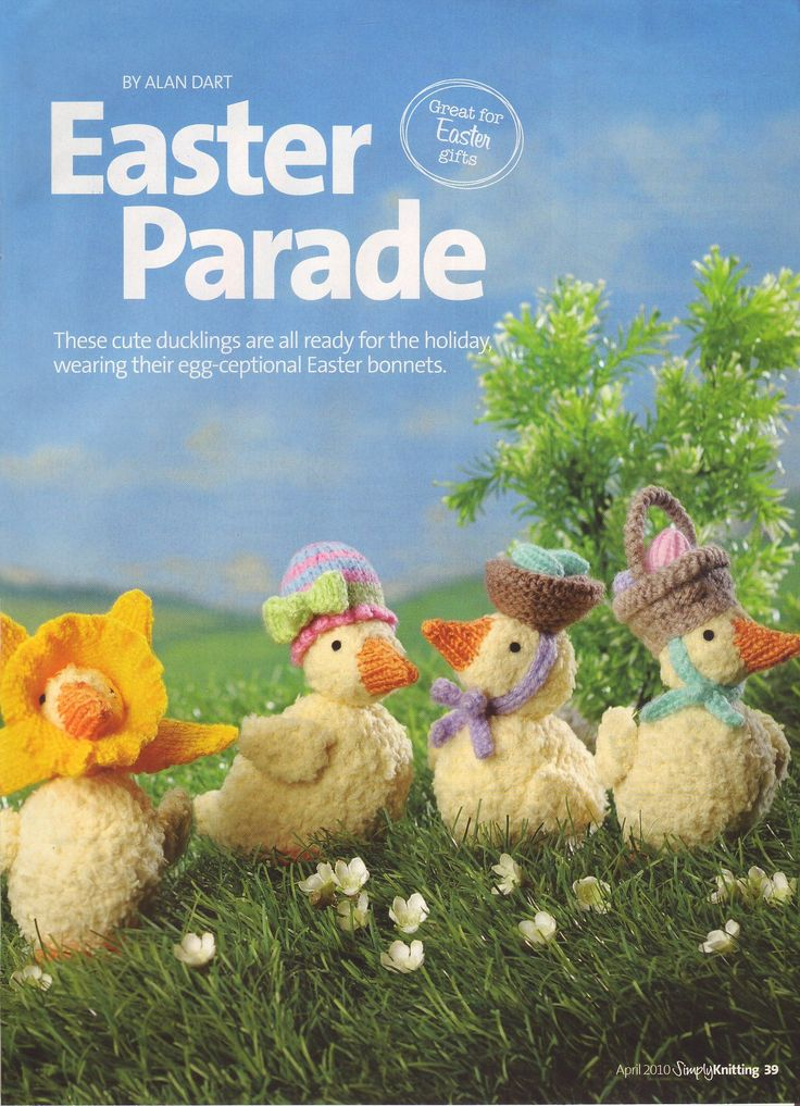 Toys Easter Magazine : Best alan dart knitting patterns images on pinterest