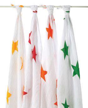Aden + Anais - Muslin Swaddle Blankets
