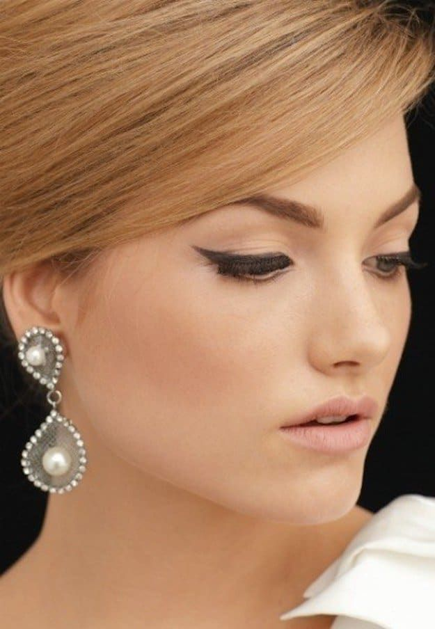 60s Inspired | Wedding Makeup Looks Inspiration For Your Big Day