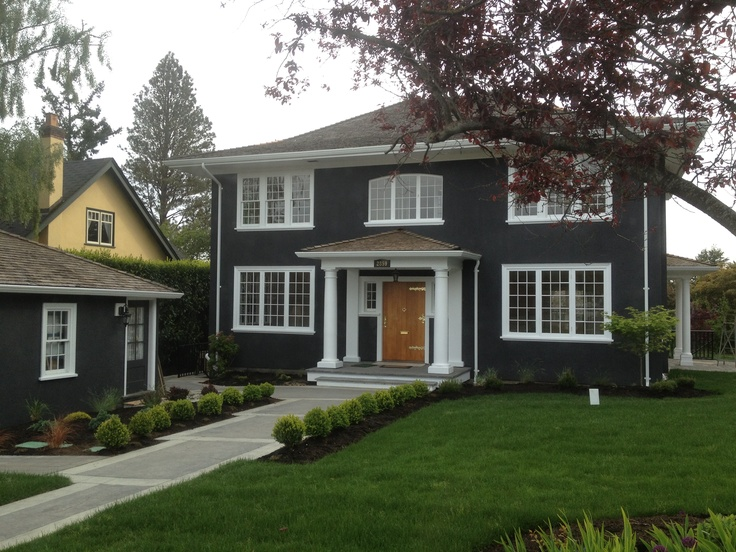 62 best exterior house colour to contrast with white windows images on pinterest
