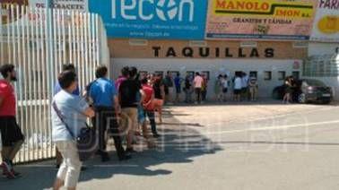 PACIENCIA PARA HACERSE CON UNA ENTRADA DEL ALBACETE-VALENCIA  Albacete Balompié Fútbol Noticias deportes Precios entradas Taquillas Valencia Mestalla