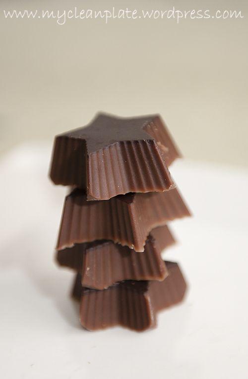 coconut oil chocolate