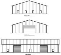 12x40 Pole House Plans on 30 x 40 cottage house plans