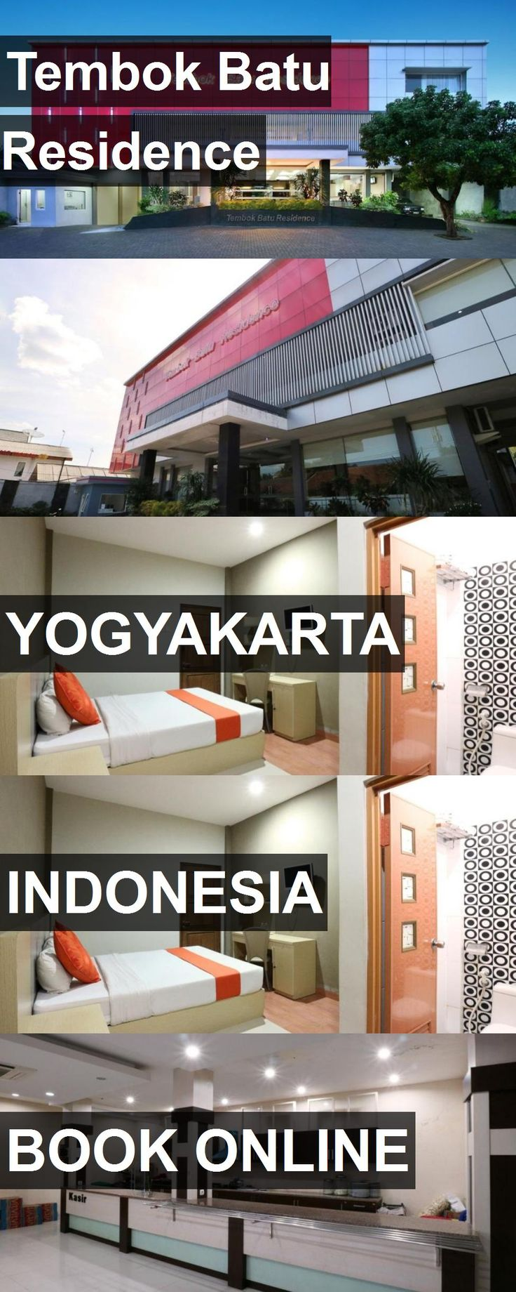 Hotel Tembok Batu Residence in Yogyakarta, Indonesia. For more information, photos, reviews and best prices please follow the link. #Indonesia #Yogyakarta #travel #vacation #hotel