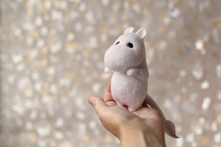 Купить Муми-тролль - белый, Туве Янссон, муми-тролли, Муми-тролль, мумик, игрушка