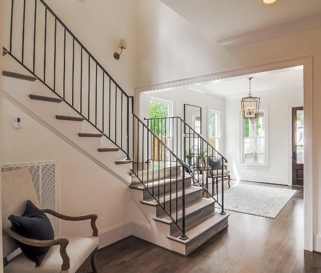 Best 25 Oak Stairs Ideas On Pinterest: 25+ Best Ideas About Staircase Railings On Pinterest