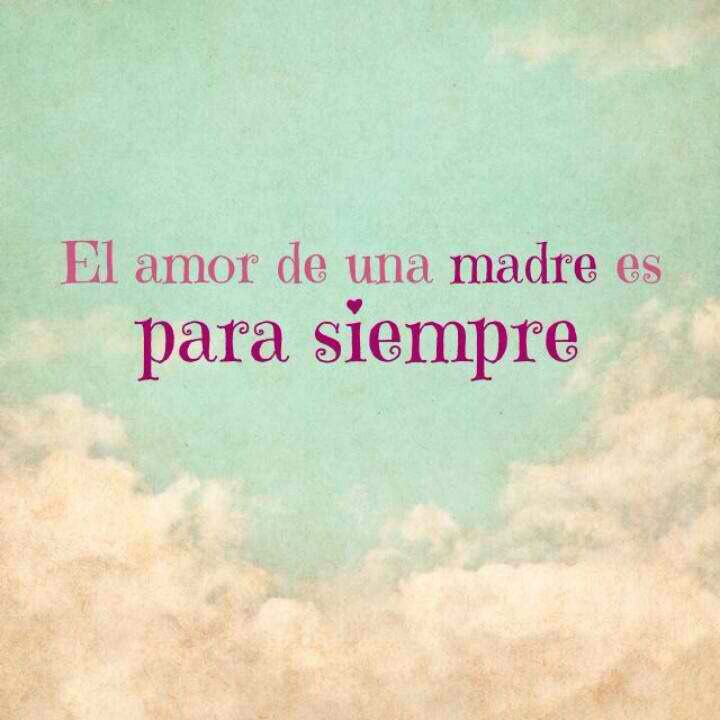 Amor De Madre Familia Frases Pinterest Mom Mother Quotes And