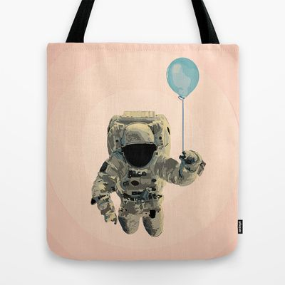 Cosmo Astro Tote Bag by Jacek Muda #totebag #design #tote #bags
