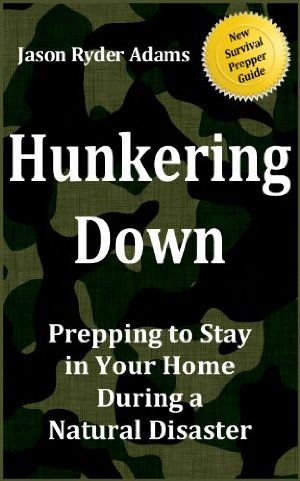 15 April 2013 : Hunkering Down: Prepping to Survive in Your Home During a Natural Disaster (The NEW Survival Prepper Guides) by Jason Ryder Adams   http://www.dailyfreebooks.com/bookinfo.php?book=aHR0cDovL3d3dy5hbWF6b24uY29tL2dwL3Byb2R1Y3QvQjAwQTNZQVFRUS8/dGFnPWRhaWx5ZmItMjA=