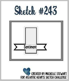 Atlantic Hearts Sketch Challenge : Sketch, Sketch #243