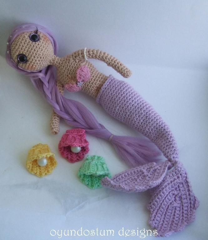 Amigurumi Mermaid Tail : 361 Best images about ? Crochet Knit Mermaids ? on ...
