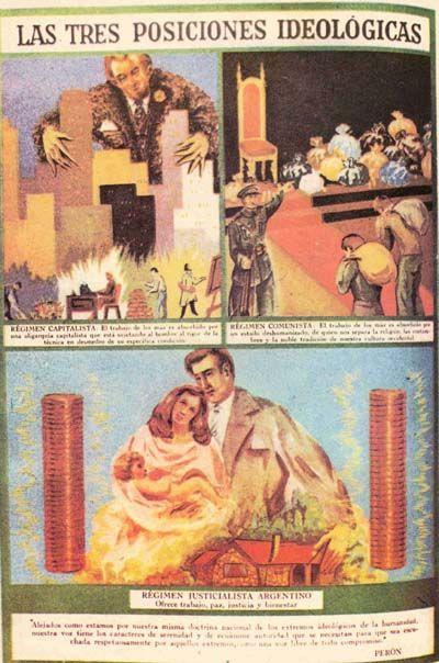 Propaganda - Perón