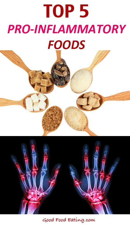 Top 5 Pro-Inflammatory Foods - if you start by reducing and eliminationg these 5 key foods, then you will notice a HUGE change to your levels of inflammation. #CheatSystemDietADVANCED