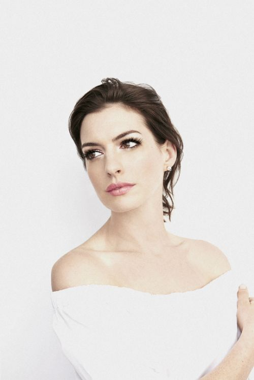 Anne Hathaway - LOVE her! Honored to share the same birthday as her.