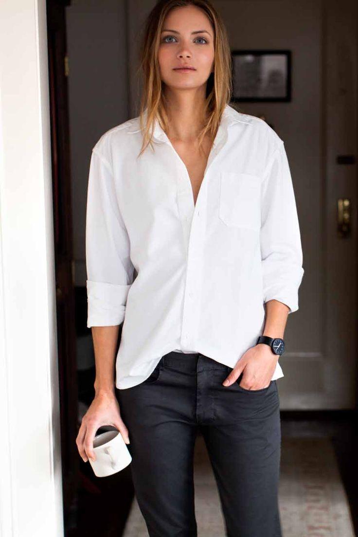 LDV Loves: The White Shirt | La Dolce Vita  Claridge + King shirts