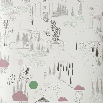 In the Rain Wallpaper