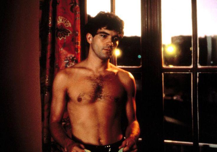 Antonio Banderas, 1987 | Essential Gay Themed Films To Watch, Law of Desire (La Ley Del Deseo) http://gay-themed-films.com/watch-law-of-desire/