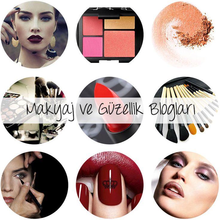 Makyaj ve güzellik blogları / Make up & beauty blog