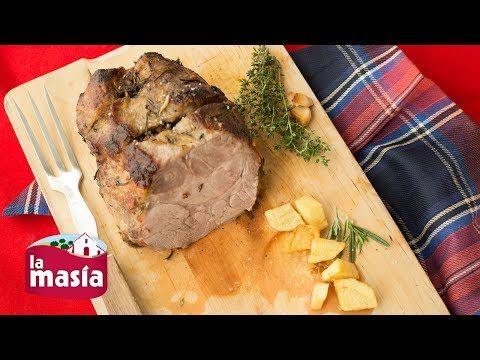 Redondo de #cerdo #asado