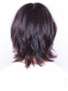 ハルヘアスタジオ(haru hair stadio) マッシュウルフ* #peinadosasi…