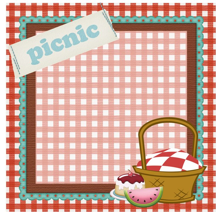 Free Printable Picnic Invitation | Party Printables | Pinterest