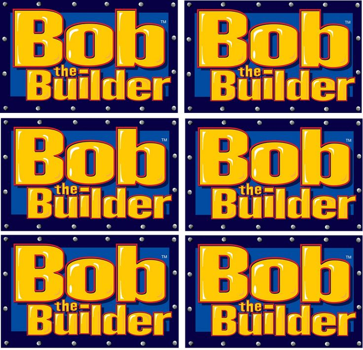 140 best images about Bob The Builder