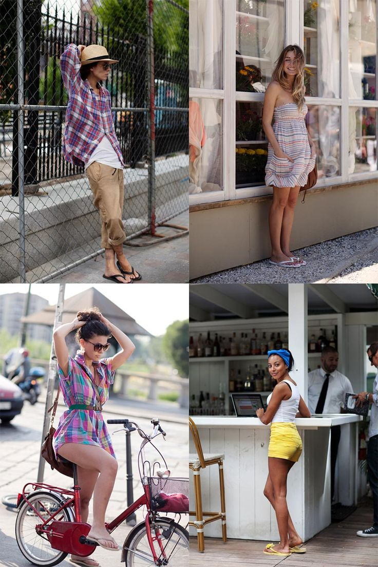 If You're Thinking About…..Flip Flops « The Sartorialist