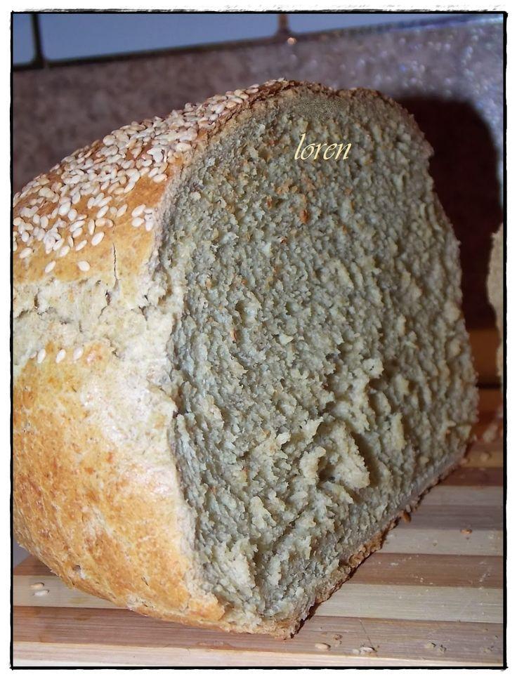 loren cukrászda: Zabpelyhes-tökmagolajos kenyér jénaiban
