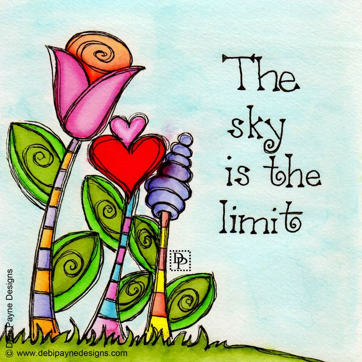 Image:  The Sky Is The Limit