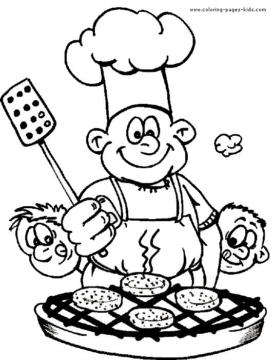 food coloring pages, color plate, coloring sheet,printable