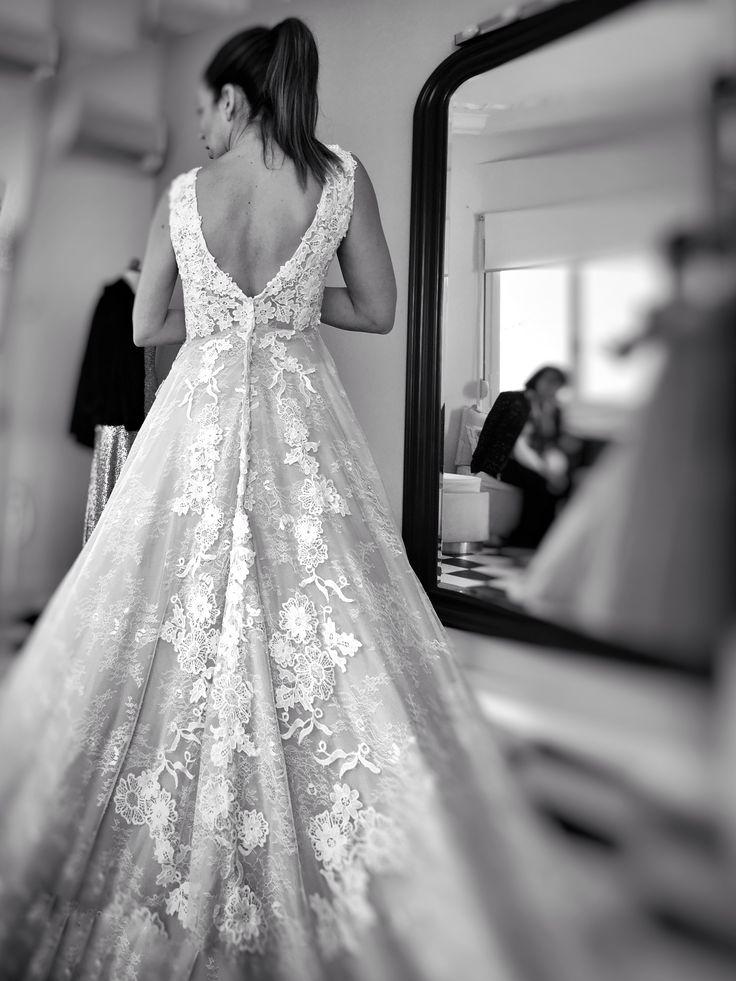 Real Brides!!#fittings #bridaldress #weddingdress #hautecouture #handmade #wedding #bridetobe #bride #luxurywedding #weddinginspiration