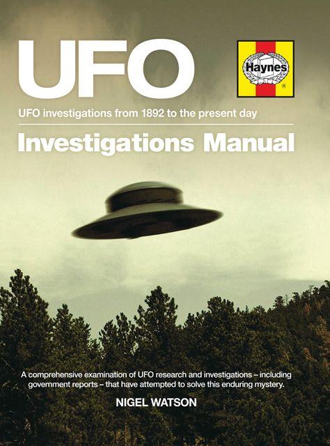 UFO Investigations Manual (Haynes) » E.T. Shop