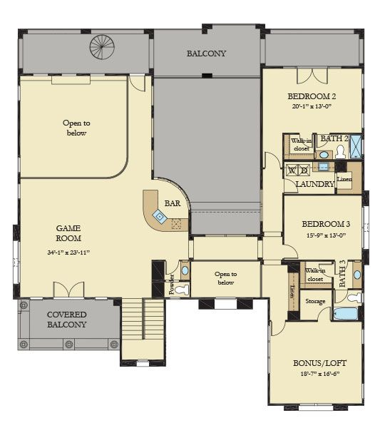 Highlands Ranch Utilities: 58 Best Images About Dream Floor Plans From LennarLV On